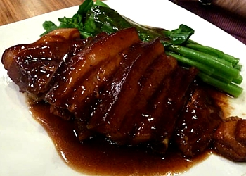 Sweet and Juicy Pork Belly